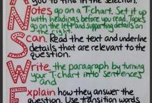Undervisning / Tips til skriftlig besvarelse på engelsk