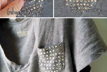 DIY clothes/shoes/accessories / by Jennifer Nelson Burror