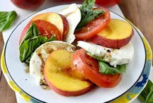 Fruchtige Salate