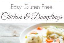 Gluten free main meals