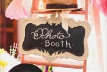 Weddings | Photo Booth & prop
