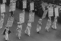 Historic Moments for Women's Rights
