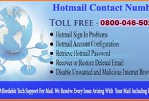 Hotmail Contact Number / Hotmail Customer Service provides you many types of service like forgot password, login or sing up  problem or any other technical issues ,you just simply dial 0800-046-5027.