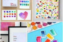 Craft ideas / Crafts and creative projects that I want to try