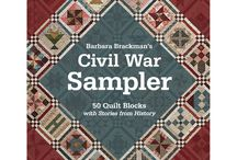 Randy's Civil War quilt