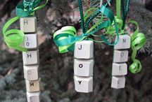 """Have Yourself a Green Christmas! / A few ideas to help you have a more """"green"""" Christmas!"""