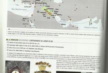 Storia antica / Cartine, schemi e fonti per lo studio della storia antica - Liceo Perlasca di Idro - classe I A