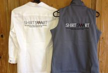 ShirtSmart / Photos of the shirts and shirt designs that the customer of ShirtSmart, the online bespoke shirt subscription service from Barrington Ayre Shirtmaker & Tailor, have ordered and like