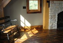 Classic Reclaimed Wood and Beams