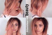 Hår / Ja, jag har en lista med olika frisyrer och hårfärger..    Precis dom de flesta på Pinterest har