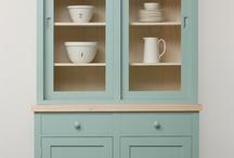 Kitchen Dressers / Our favourite kitchen dressers