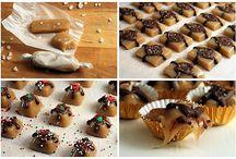Sweet treats / by Carolyn Collins