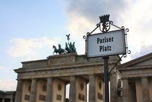 Allemagne / Sur mon blog : - Hambourg, octobre 2009 à février 2010 - Berlin, août 2014