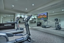 Home gym / by Kelly Sevier