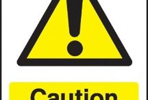 General warning signs / Our general warning signs are produced in accordance with UK Health and Safety Regulations 2005 and are available in a range of sizes and materials.   With so many potential hazards to the safety of workers and the general public it is extremely important to keep our workplace accident free. The Sign Shed has introduced a range of general hazard warning signs. They are designed to warn of general hazards to physical health for both workers and members of the general public.