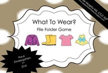 What to wear activity