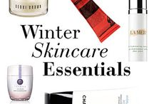 Winter Skincare Essentials - The Products You Need / Winter Skincare and Beauty Essential Products For Glowing Winter Skin