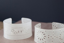 Shrink and Clay Art / Shrink and clay jewellery and more...