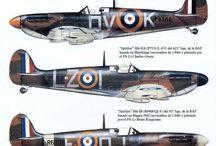 Letadla 2.svět. válka