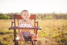 Baby photoshoot / by Adrianna