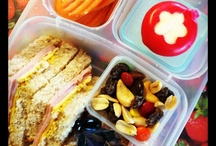 Packed lunches (ELB) & Breakfast ideas