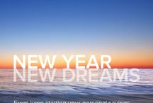 New Year, New Dreams / From jump starting your personal savings account to losing the holiday weight, ring in the New Year with a New Dream. Check out our #NewYearNewDreams giveaway on Facebook, http://on.fb.me/1ltMUDa / by Busey