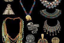 Bijoux et pierres