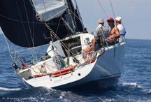 2001 Pinguin 38 IRC ' STONE WAVE' for sale