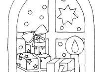 windowcolor christmas / 1