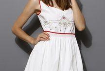 Dresses / by X Squared Cross Stitch