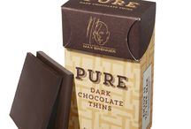 Pure Chocolate Love / Max's chocolate in its most pure form, straight up decadent chocolate, available in all three chocolate flavors.