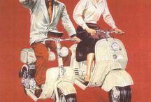 Motorcycle & Vintage Advertising