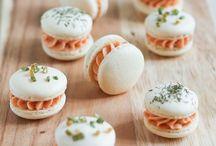 salty macarons