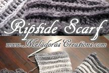 Crochet & knitting- shawls, poncho , etc