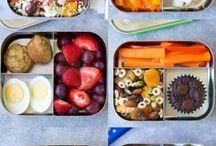 Szkoła jedzenie