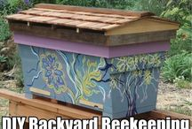 For the Love of Bees... / Beekeeping, teaching kids about bees, etc..