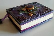 "My Etsy Shop Books and Diaries / All my ""Creatures"" handmade, artistic crafts, and everything I do by myself!"
