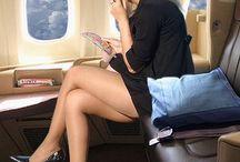FLIGHT ATTENDANTS✈