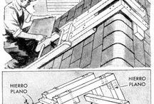 dach i komin