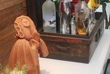 Inspiração na Decoração / Ambientes com personalidade e sofisticação decorados com artesanato brasileiro