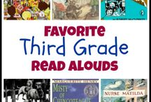 Third grade / by Kirstyn Cox