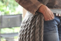 knitting - bags/baskets