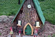 Maisons de fées Gnome Homes