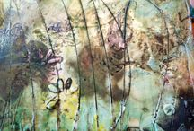 Encaustic Art / wax art