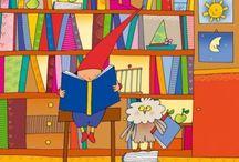 Blog de biblioteca / Blog de biblioteca de los alumnos del curso