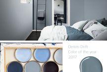 colori pareti 2017