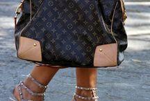 Vuitton çanta şıklığı