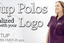 Group Polo Shirts | Companion Polos | Matching Polos / Outfitting men, women and children is difficult, our custom embroidered group series polos make it EZ. Get your free samples today. http://www.ezcorporateclothing.com/pages/group-polos