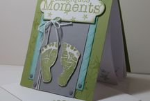 Stampin Up - Baby cards / Stampin Up, Baby, Cards, SU