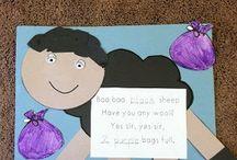 Nursery rhyme ideas